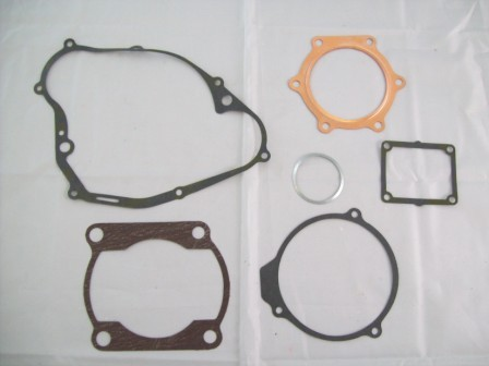 1982/1983 Yamaha YZ 490; 83/84 IT 490 Complete Engine Gasket Kit