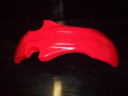 1983/1984 Honda XR 350R 500R Front Fender Flash Red