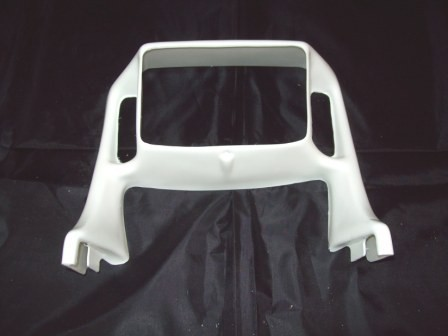 1986/1987 Honda TR 200 Fat Cat Headlight Holder White