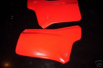 1984-2001 Honda XR 200R 250R Side Panels