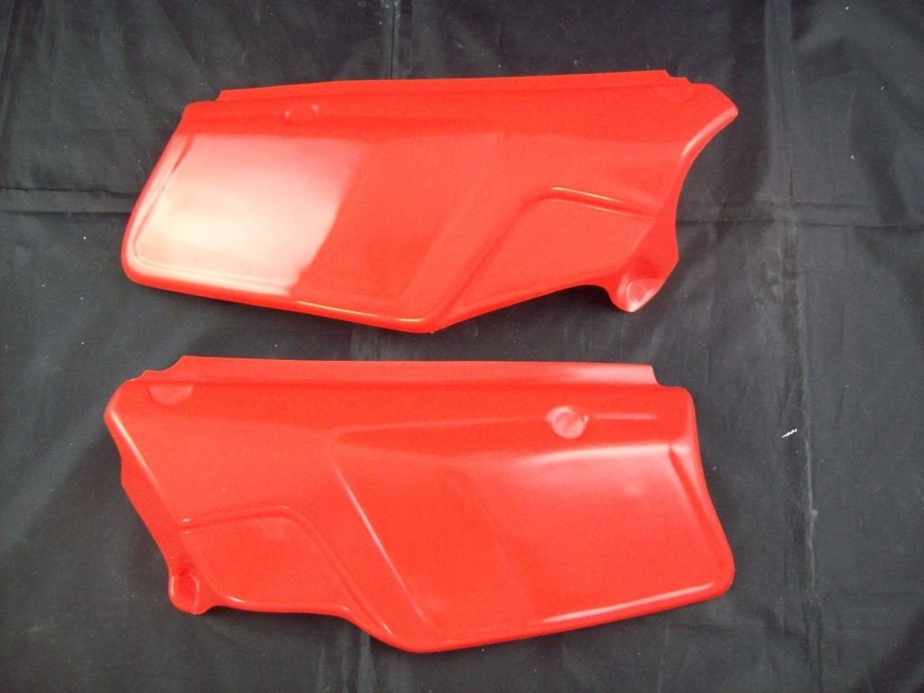1983/1984 Honda XR 80R 100R Side Panels