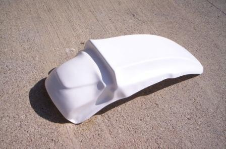 1990 Husqvarna WMX 125 250 Rear Fender