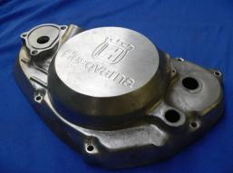 1985-1988 Husqvarna CR WR XC Liquid Cooled Clutch Cover