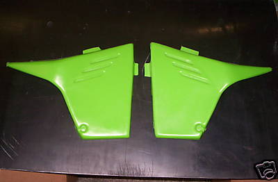 1979/1980 Kawasaki KLX 250 Side Panels Green