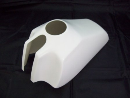 1982-1984 KTM 250 420 495 MX 2.4 Gallon Gas Tank Skin Cover