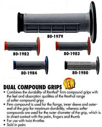 Magnum Dual Compound Grips