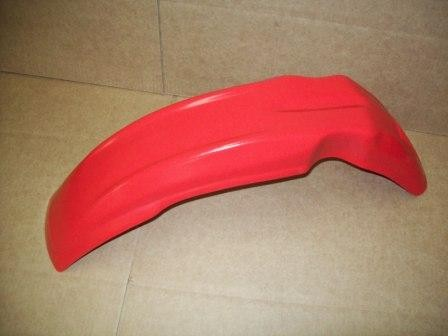 1984 Maico M-Star Front Fender Red