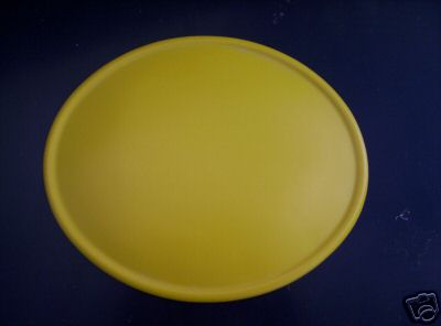 1970-1978 Maico Front Number Plate Yellow