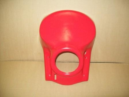 1981-1983 Maico GS Headlight Holder Red