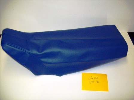 1985/1986 Honda CR 250 500 Seat Cover