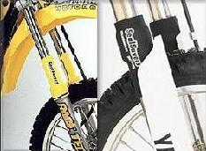 Seal Savers Fork Protection Black