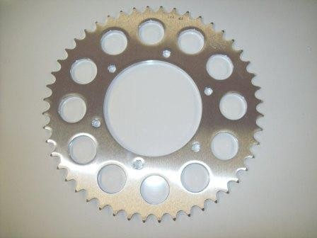 1973/1974 Honda CR 250 CR250 Alloy Rear Sprocket 48T