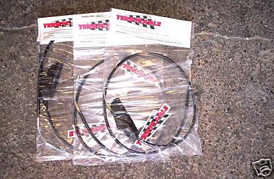 1974 & Up Bultaco Pursang, Frontera All Models Front Brake Cable