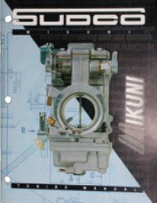 Sudco Mikuni Tuning Manual MM36
