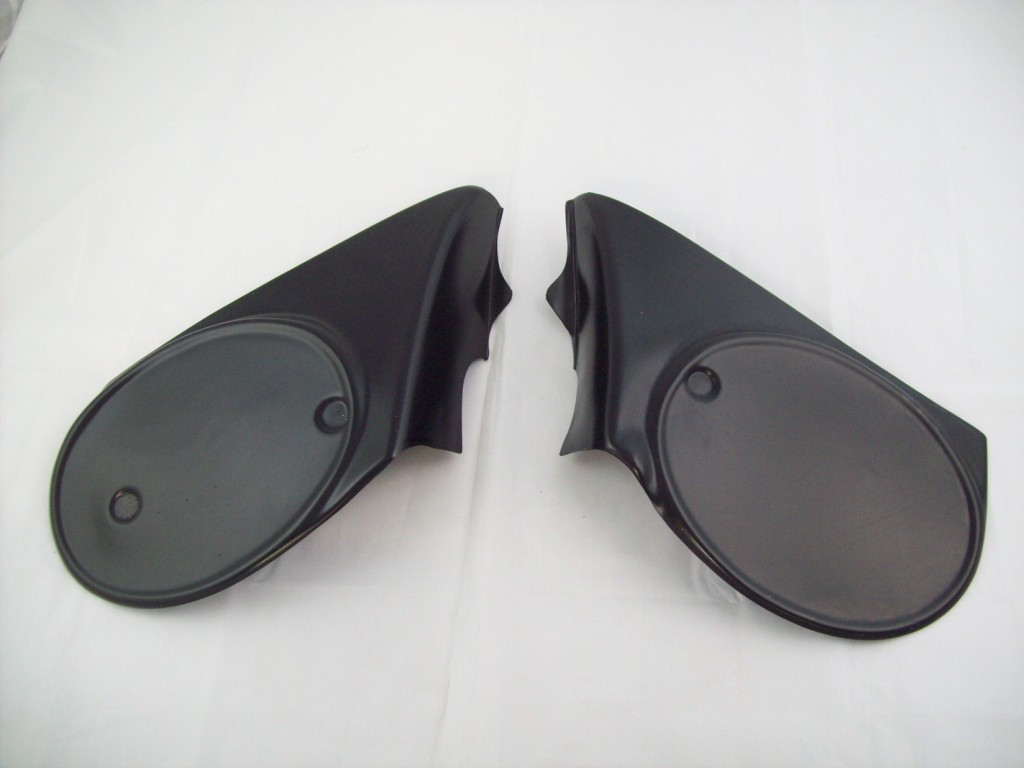 1972-1975 Suzuki TM 250 Side Panels