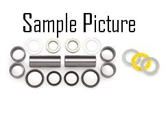 1983 & 1986-1991 Kawasaki KX 125 250 500; 89-94 KDX 200 Swingarm Bearing Kit