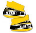 1980 1981 Yamaha YZ 250 465 Bob Hannah Replica Full Cover Tank Decals Graphics Evo MX