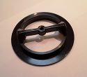 New Reproduction Air Filter Inner Flange that fits the 1975-1979 Maico