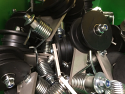 Husqvarna Twin Shock Complete Chain Tensioner Assembly