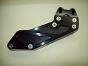 New Reproduction Billet Alloy Chain Guide Black that fits the 1972-1981 Maico 250 400 440 490 (CLONE)