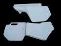 1985/1986 Husqvarna WR Side Panels White