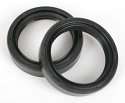 New Reproduction 38mm Fork Seal Pair that fits 1978 1979 Maico 250 400 440