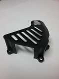 New Reproduction Sprocket Cover Black that fits the 1978-1982 Maico