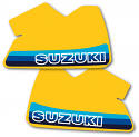 1981 Suzuki RM 250 465 Tank Decals Full Cover US Version