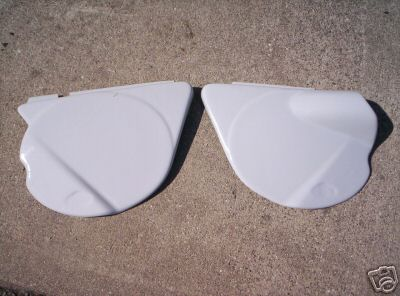 1973/1974 Yamaha MX 250 360, SC 500 Side Panels