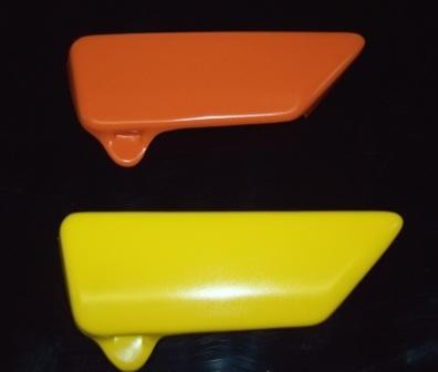 1975/1976 Yamaha TY 175 TY175 Trials Side Panel Cover
