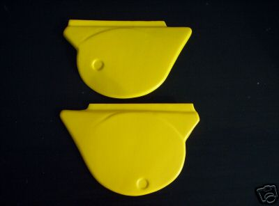 1978/1979 Yamaha YZ 100 Side Panels