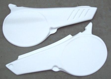 1980-1982 Yamaha TT 250 Side Panels