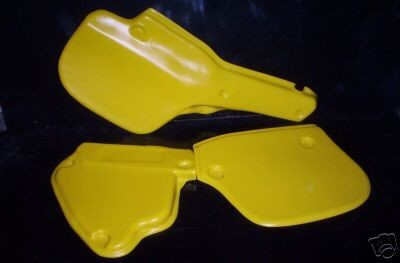 1982/1983 Yamaha YZ 100 Side Panels