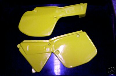 1984/1985 Yamaha YZ 125 Side Panels