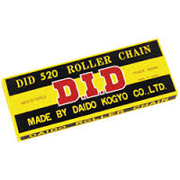 DID 520 Standard Roller Chain 120 Link